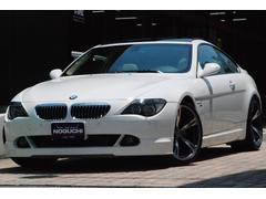 BMW650i2Dクーペ フルカスタム フルオプション 左ハンドル