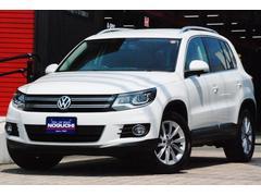 VW ティグアンTSIブルーモーションテクノロジー
