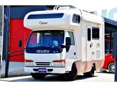 エルフトラックキャンピング ネオカプリス仕様 6人乗りサブバッテリー新品