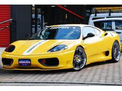 フェラーリ 360モデナF1 K−SPECフルカスタム&メンテ費用400万以上