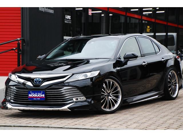 トヨタ Gレザ-PKGフルオプションフルモデリスタ仕様新品20インチ