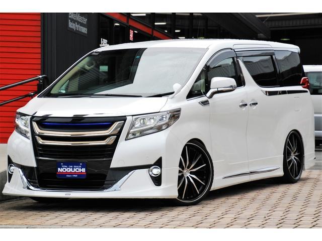 トヨタ 3.5GFフルカスタム モデリスタ仕様22アルミ後付135万