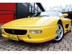 フェラーリ 355F1ベルリネッタ フルメンテ済みTベル&クラッチ交換済270万円