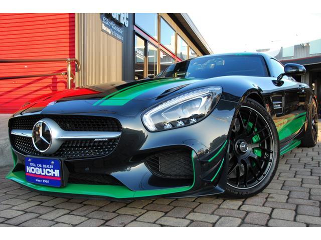 メルセデスAMG GT S 130thアニバーサリーエディション K-SPECフルコンプリート仕様:AMG GTR Pro仕様!カスタム&OP総額77万円以上付き!130th専用フルエアロ!WALDカナード新品!特注ボディデカールKIT新品!130thアニバロゴ新品