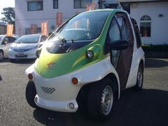 トヨタBコム デリバリー 一人乗り電気自動車 航続距離50km