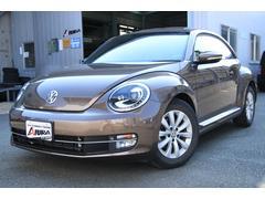VW ザ・ビートルデザイン 純正ナビ ワンオーナー