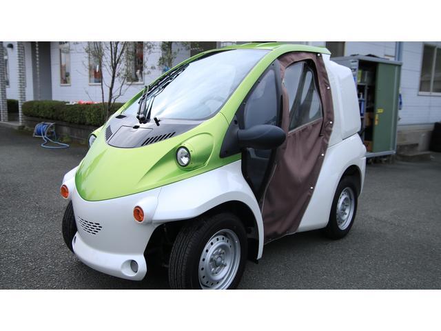 日本その他 日本  トヨタ コムスCOMS