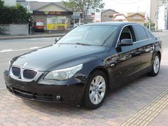 BMW530iハイラインパッケージ HDDナビ レザー サンルーフ