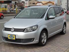 VW ゴルフトゥーランTSI コンフォートライン HDDナビ ETC クルコン