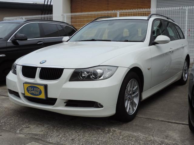 BMW 320iツーリング ハイラインパッケージ 革シート