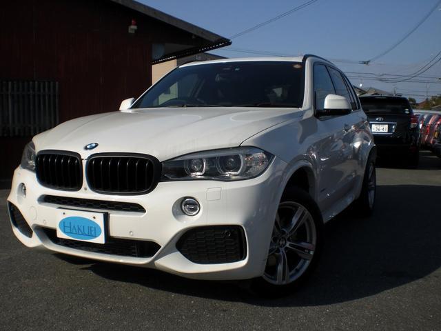 BMW xDrive 35dMスポーツ