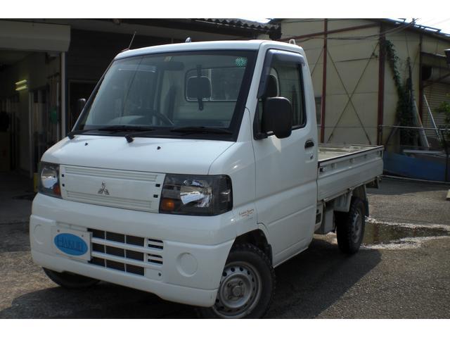 三菱 ミニキャブトラック Vタイプ F5 PS AC 4WD