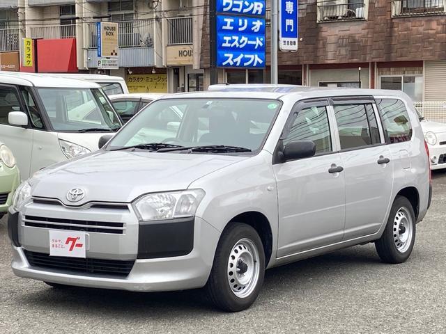 トヨタ プロボックス DXコンフォート ナビ Bluetooth接続 キーレス