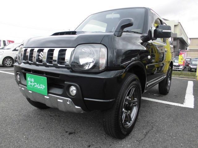 スズキ クロスアドベンチャー4WD SDワンセグ黒革16AWハード