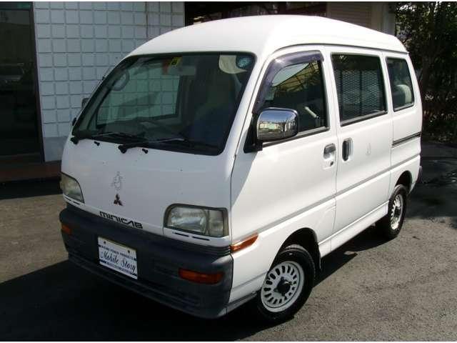 三菱 VXスペシャルエディション 車いす リフト 福祉車両