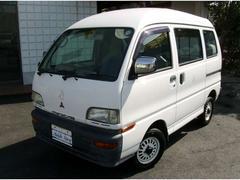 ミニキャブバンVXスペシャルエディション 車いす リフト 福祉車両