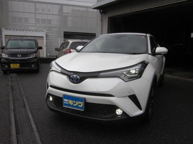 トヨタ G ハイブリット LEDライト セーフティーセンス