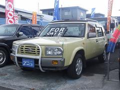 ラシーンタイプIII 4WD サンルーフ
