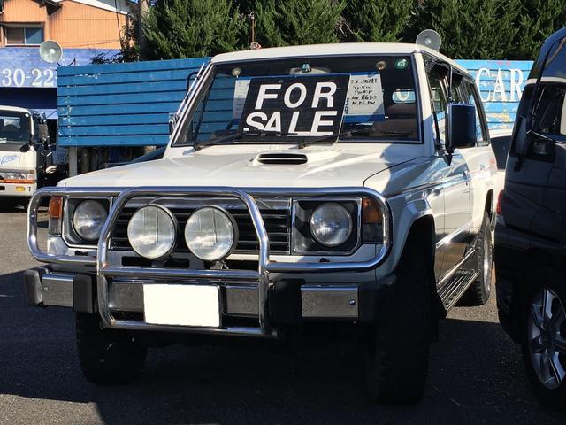 三菱 XL ディーゼル グリルガード アルミ 背面タイヤ