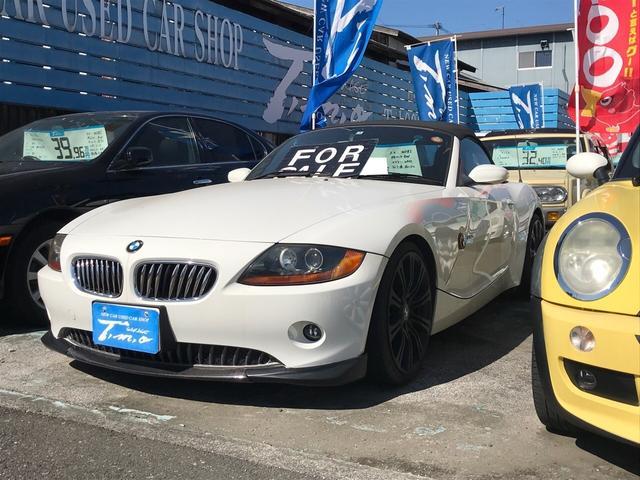 BMW 2.2i AW オーディオ付 2名乗り オープンカー レカロ