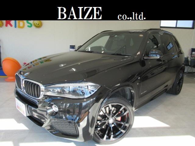 BMW xDrive 35d Mスポーツ 買取1オーナ禁煙サンルーフ