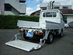 ハイゼットトラックパワーゲート 4WD