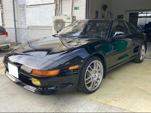 トヨタ GT ターボ Tバールーフ Tベルト交換済 5MT 社外AW