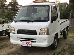 サンバートラックSDX 4WD AC MT 軽トラック 2名乗り ホワイト