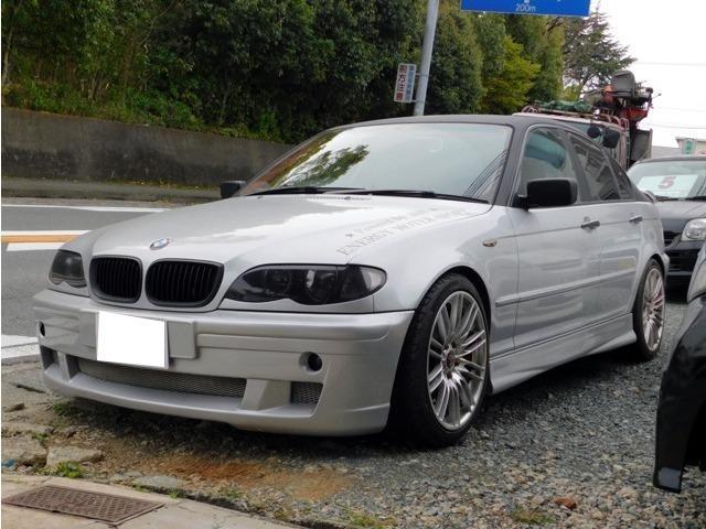 BMW  ENERGYカスタム・N46B20Aエンジン