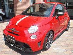 アバルト アバルト695 ビポストFerrari Courtesy Car