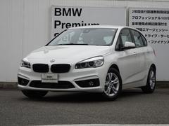 BMW218iアクティブツアラー バックカメラ デモカー