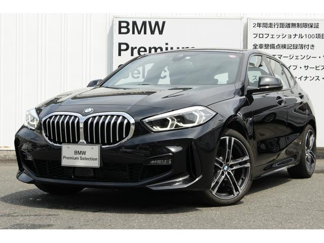 BMW 118i Mスポーツ コンフィートP バックカメラ