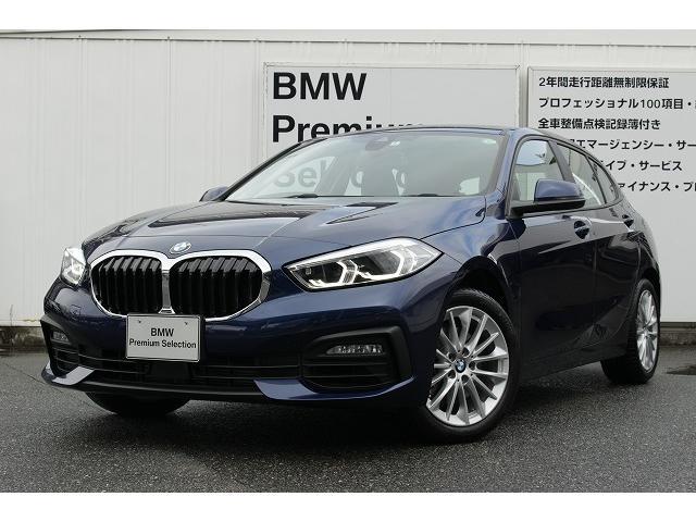 BMW 1シリーズ 118i プレイ デモカー