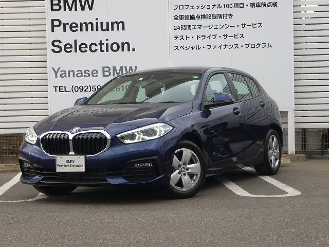 BMW 118d プレイ エディションジョイ+ ナビ バックカメラ コンフォート LEDヘッドライト アクティブクルーズコントロール i-Driveナビゲーション バックカメラ USB/Bluetoothオーディオ