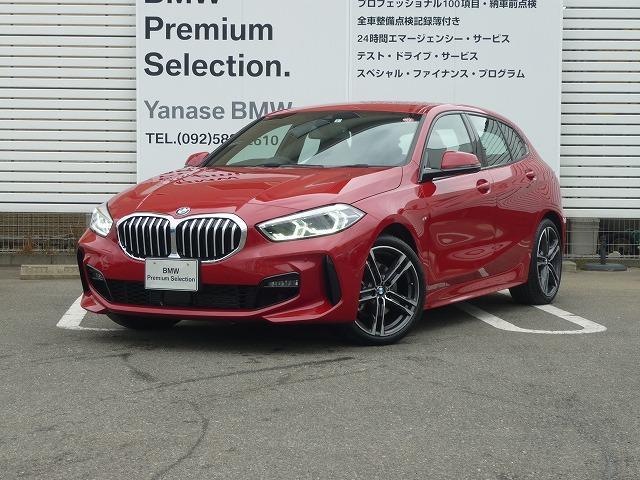 BMW 118i Mスポーツ 18インチホイール バックカメラ LEDヘッドライト i-Driveナビゲーション バックカメラ USB/Bluetoothオーディオ