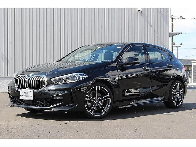 BMW 1シリーズ 118d Mスポーツ エディションジョイ+