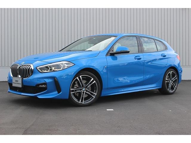 BMW 1シリーズ 118d Mスポーツ エディションジョイ+ 衝突軽減ブレーキ バックカメラ HDDナビゲーション