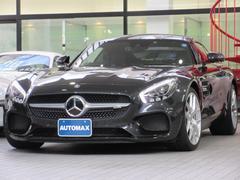 メルセデスAMG GT右H ブラックレザーシート レーダーセーフティパッケージ