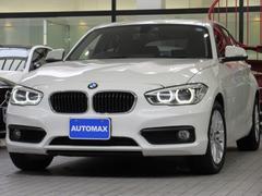 BMW118i 1オーナー パーキングサポートP プラスP