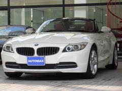BMW Z4sDrive20i ハイライン レッドレザー シートヒーター