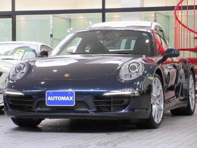 ポルシェ 911カレラ4S 右H スポーツクロノ エントリードライブ