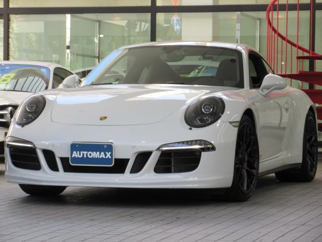 ポルシェ 911カレラGTS ディーラー車 2016モデル 左H