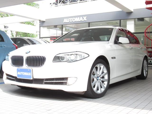 BMW 5シリーズ 535i 右H ガラスサルーフ ベンチレーションシート