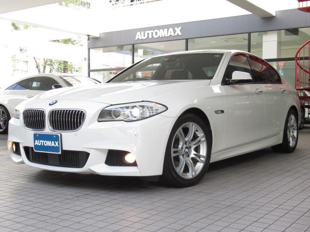 BMW 523dブルーパフォーマンスMスポーツパッケージ インテリセーフティ ACC フリップダウンモニター Msports18インチアルミホイール 前後パークディスタンスコントロール ブラインドスポットアシスト 純正HDDナビTV バックカメラ