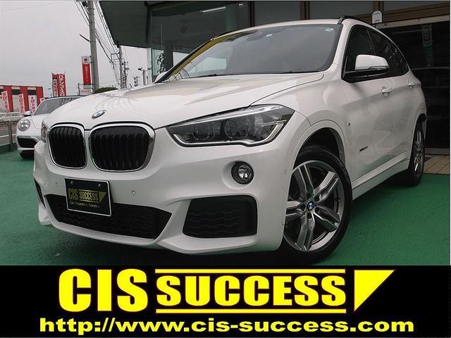 BMW xDrive 20i Mスポーツ ワンオーナー ディーラー整備車 コンフォートアクセス インテリジェントセーフティ ACC LEDライト 18AW パワーバックドア 純正ナビ Bカメラ 前後パーキングセンサー 禁煙車