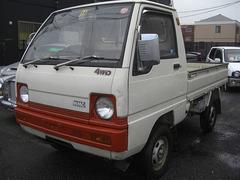 ミニキャブトラックマイティ 4WD 4速MT