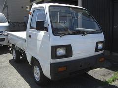 スクラムトラックパートタイム4WD 5速MT EL付