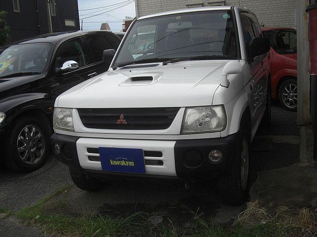 三菱 パジェロミニ V 4WD ターボ 5速MT