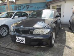 BMW116i HIDヘッドライト アルミ キーレス CD