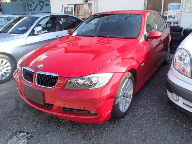 BMW 320i HDDナビ CD ETC HIDヘッドライト